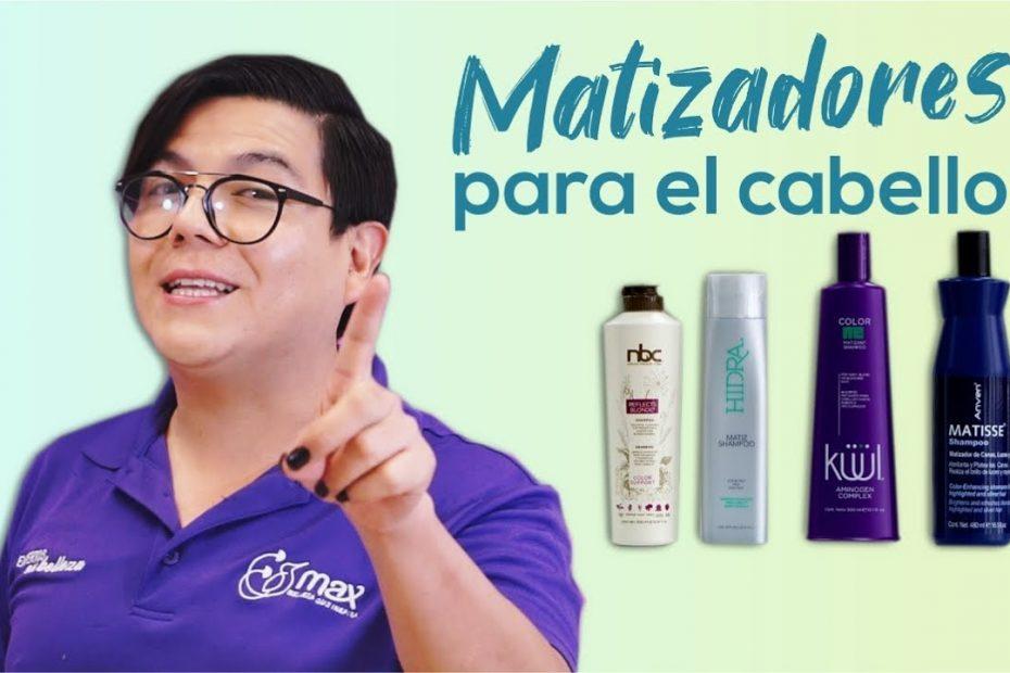 shampoo matizadores
