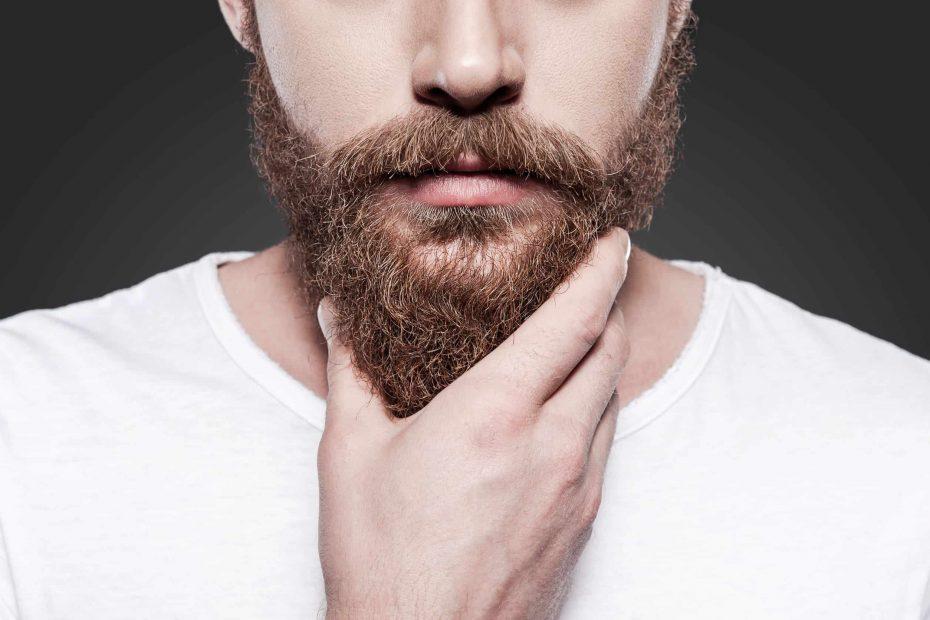 tinte para barba y bigote