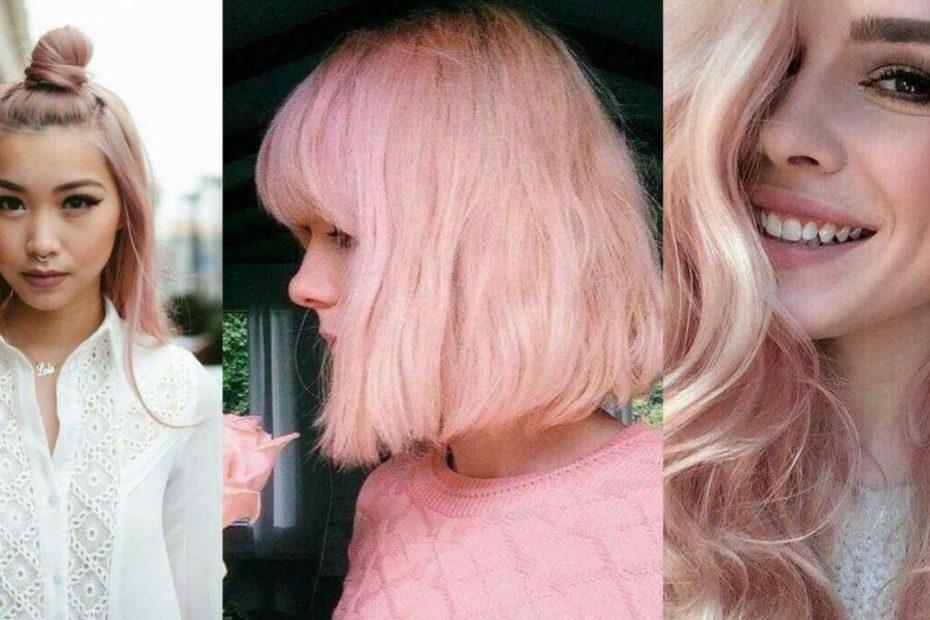 rubio rosado